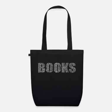 Book Books books book lovers - Organic Tote Bag