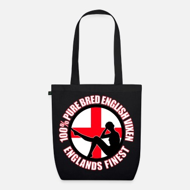 Bred Pure Bred English Vixen - EarthPositive Tote Bag