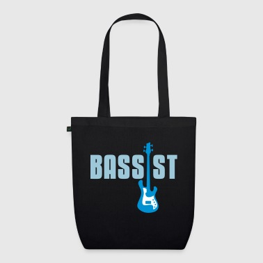 bassist - EarthPositive Tote Bag