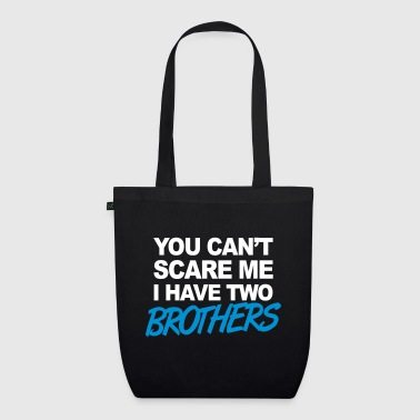 Brothers - EarthPositive Tote Bag