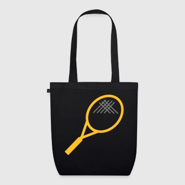 Tennis - EarthPositive Tote Bag