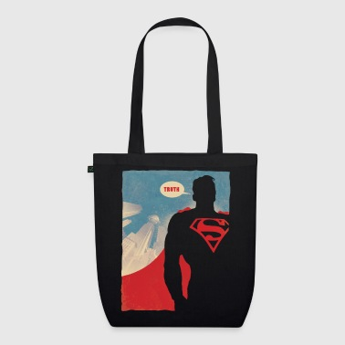 Superman 'Truth' Tote Bag - Øko-stoftaske