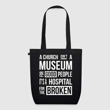 Church Museum - EarthPositive Tote Bag
