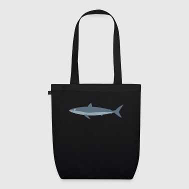 Grey Grey shark - EarthPositive Tote Bag