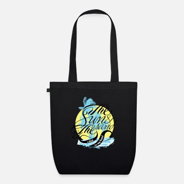 Sand The sun and the sand - Organic Tote Bag