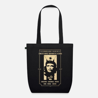 Che Guevara Data - Organic Tote Bag