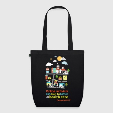 Health care - EarthPositive Tote Bag