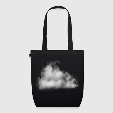 White Cloud - EarthPositive Tote Bag