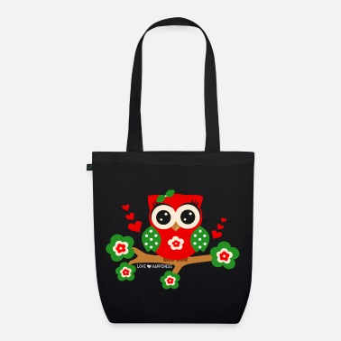Folklore Owl_Folklore  - EarthPositive Tote Bag