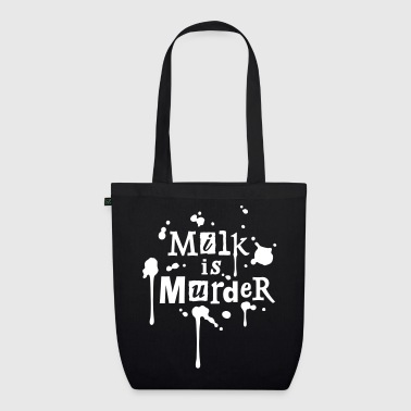 milkismurder01_225x235 - EarthPositive Tote Bag