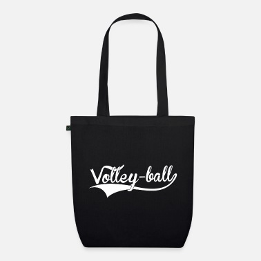Swoosh Swoosh Volleyball - Organic Tote Bag