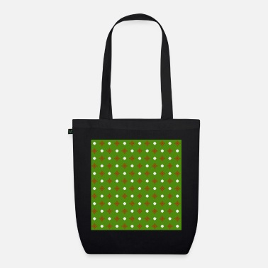 Pattern winter christmas - Organic Tote Bag