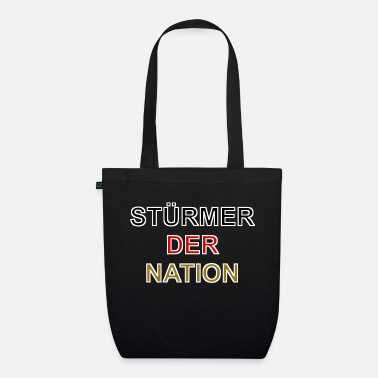 Nation striker of the nation - Organic Tote Bag