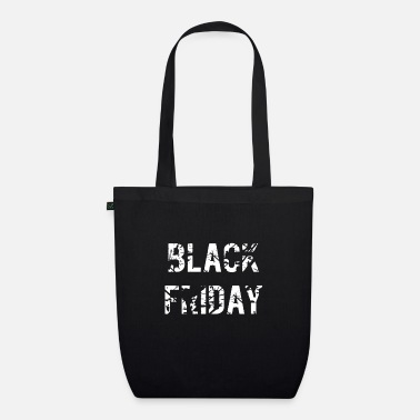 Black Friday - Bio Stoffbeutel