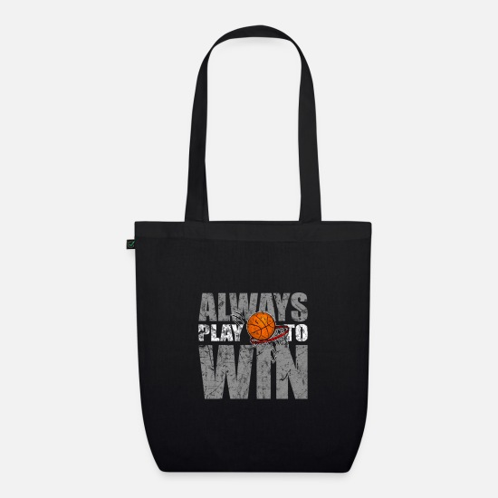 Gift Idea Bags & Backpacks - Sports - Organic Tote Bag black