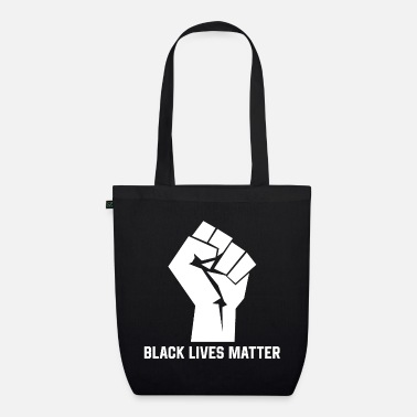 Affair Black Lives Matter Black People Mattersmichaelbrow - Organic Tote Bag