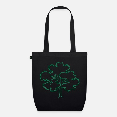 Tree Forest Nature - Organic Tote Bag