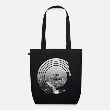 Los Angeles Los Angeles Spectrum - Organic Tote Bag