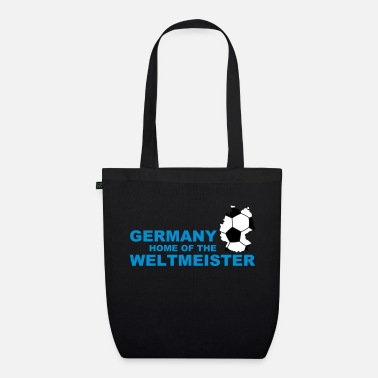 Summer germany home of the weltmeister 2 - Organic Tote Bag