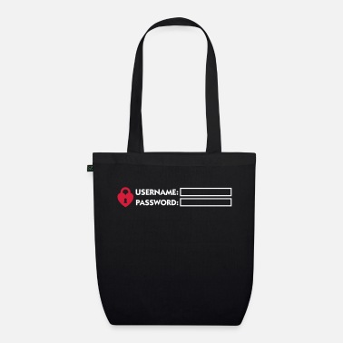 Mandapeno Access Denied (2c) - Organic Tote Bag