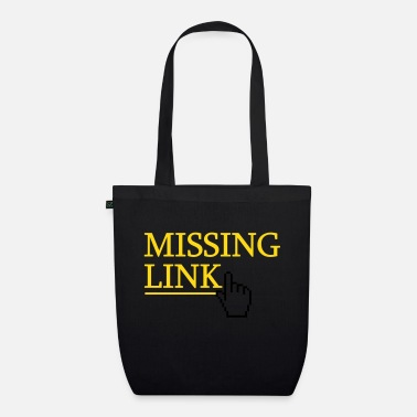 Pc Missing Link - Organic Tote Bag