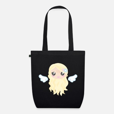 Horoscope Virgo Girl - Organic Tote Bag