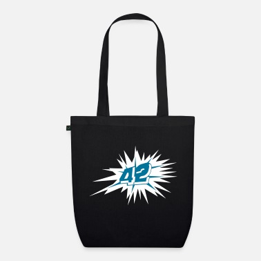 Answer The answer - Organic Tote Bag