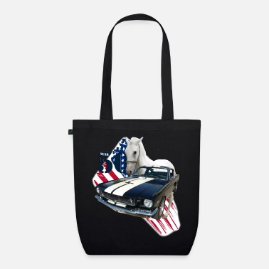 Ford -50year.png - Organic Tote Bag