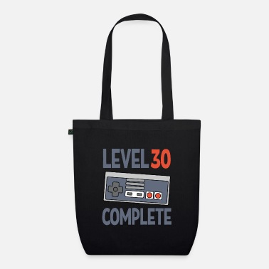 Christmas Present Level 30 year birthday gift - Organic Tote Bag