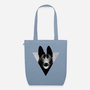 German German shepherd - Organic Tote Bag