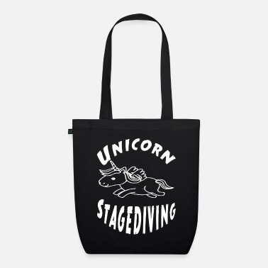 Stagediving Unicorn stagediving - Organic Tote Bag