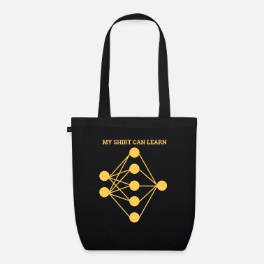 Programmemer My shirt can learn | programmer - Organic Tote Bag