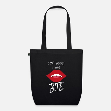 Carneval Vampire Halloween Party Fall Gift - Organic Tote Bag