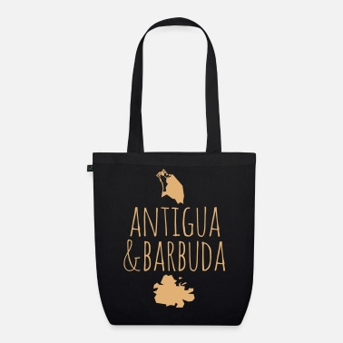 Antigua Antigua and Barbuda - Organic Tote Bag