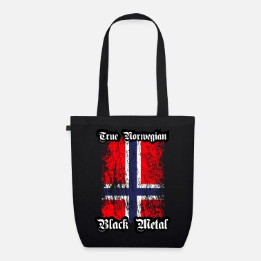 Metal Trve / True Norwegian Black Metal - Luomu-kangaskassi