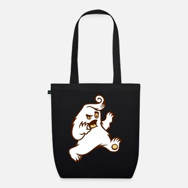 Halloween monster - Organic Tote Bag