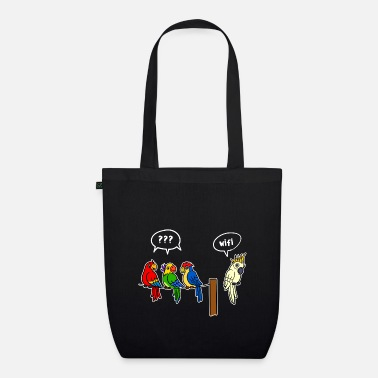 Wireless Wifi Wireless Internet Wireless Internet Funny Humor - Organic Tote Bag
