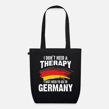 Federal State Germany therapy country federal states gift - Organic Tote Bag
