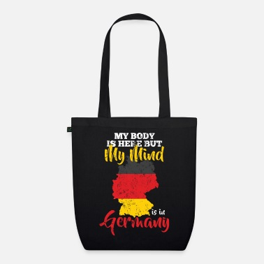 Federal State Germany federal states - Organic Tote Bag