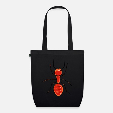 Insects Ant insect insect - Organic Tote Bag