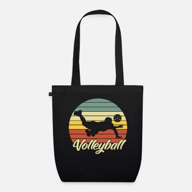 Volley volley-ball - Sac en tissu bio