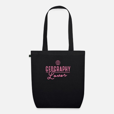 Geographic geographer - Organic Tote Bag
