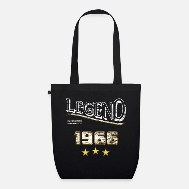 Hero Legend since 1966 / legend since 1966 / legendary - Organic Tote Bag