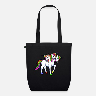 THREE-HORN - Organic Tote Bag
