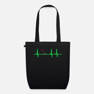 Black Light Black light golf fun - Organic Tote Bag