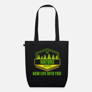 Nature Conservation Nature - conservation - Organic Tote Bag