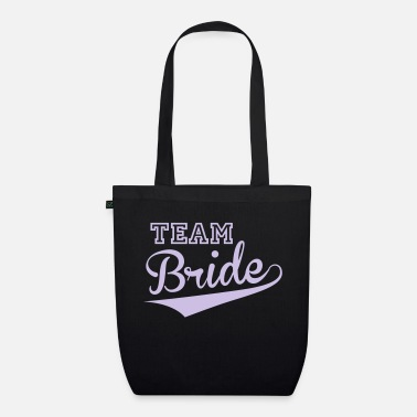 Bride Team Bride 02 - Organic Tote Bag