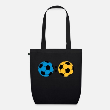 Football ball : ball - Organic Tote Bag