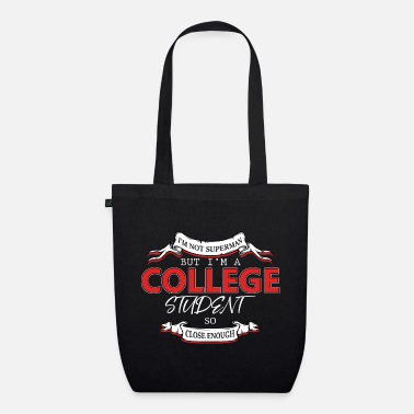 Fraternity Student College University fraternity - Organic Tote Bag