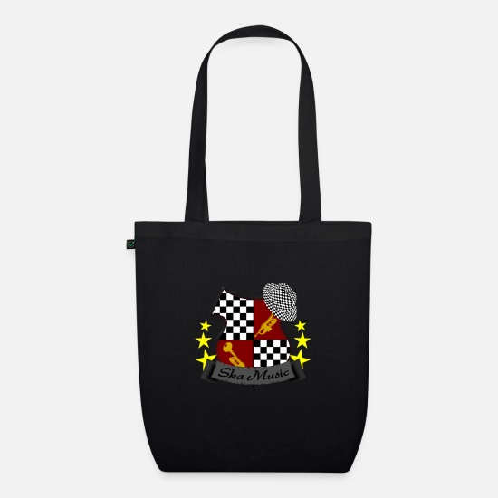 Ska Bags & Backpacks - ska - Organic Tote Bag black